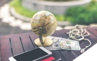 international career, setting up business abroad